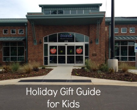 {See NC} Holiday Gift Guide from Stone's Education Superstore