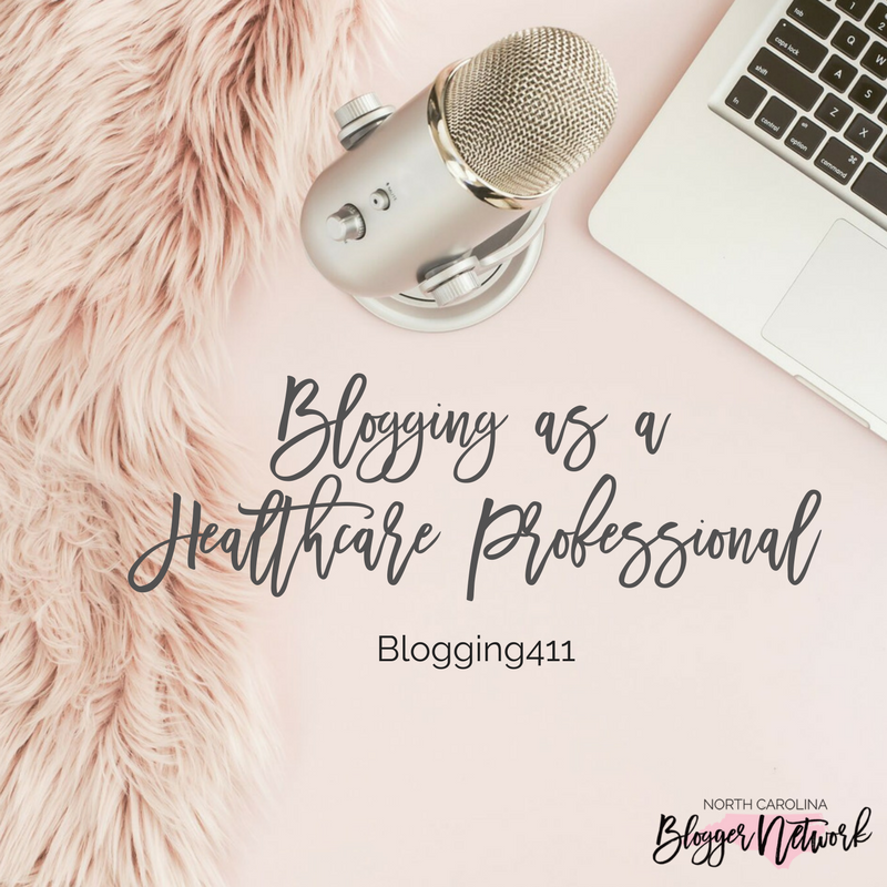 Blogging411: Blogging as a Healthcare Professional