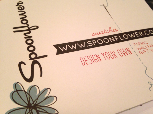 {See NC} A Spoonflower Tour – Fabric, Gift Wrap, and Wallpaper Galore!