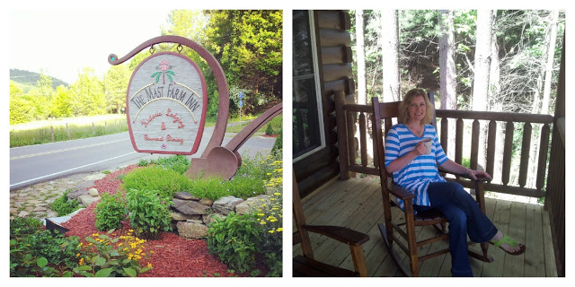 Pack Your Bags: A Traveler's Look at the Mast Farm Inn in Valle Crucis, NC