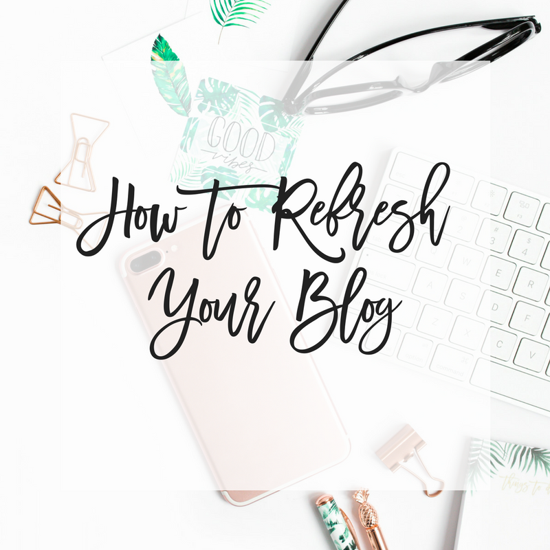 SEO And Blogging Tips: How to Refresh Your Blog by Updating and Recycling Your Content