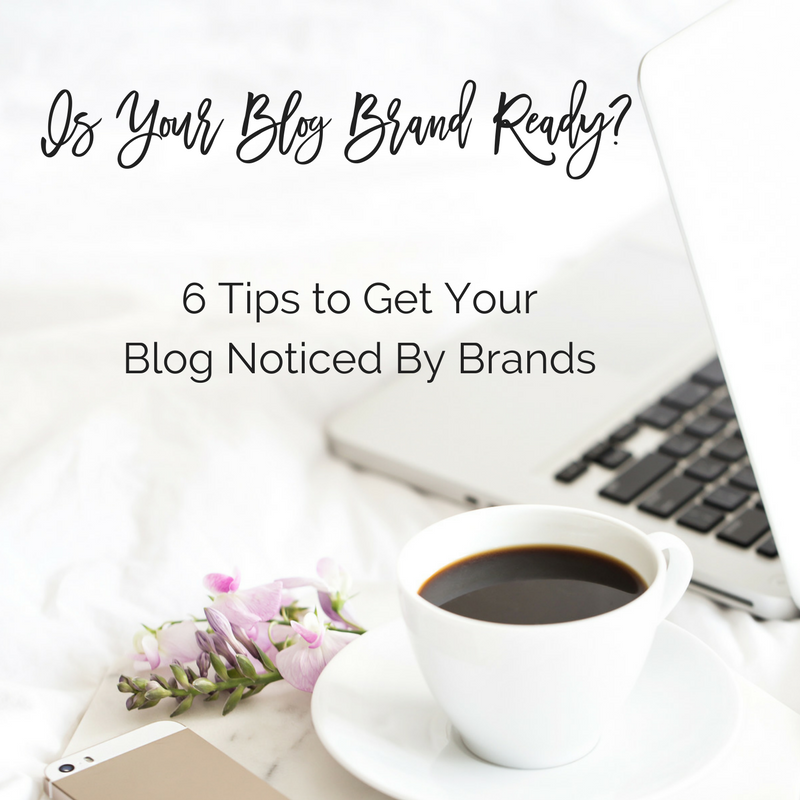 Is Your Blog Brand Ready?