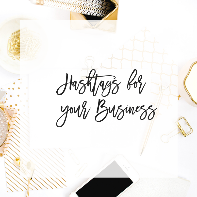 Using Consistent Hashtags for Your Business