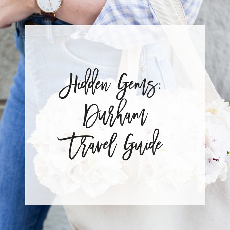 {See NC} Hidden Gems: Durham Travel Guide