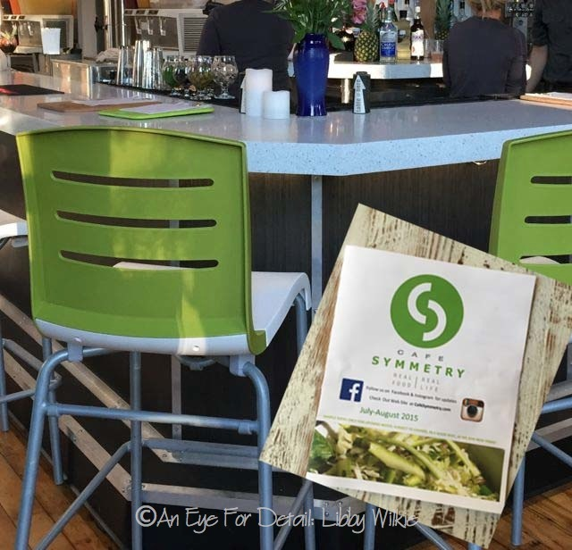 {See NC} Cafe Symmetry In Carrboro