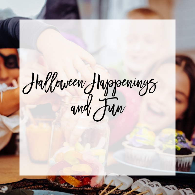 Halloween Happenings and Fun