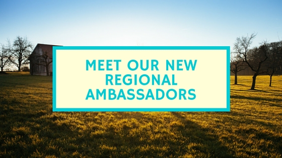 A Big Hello to NCBN's Newest Regional Ambassadors