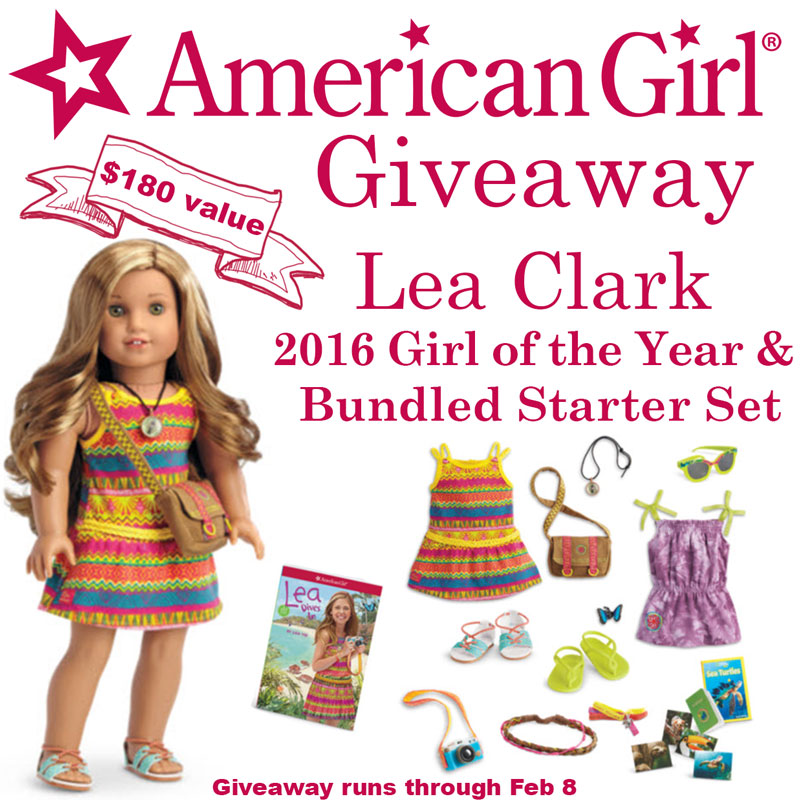 Win Our 2016 American Girl Doll Giveaway