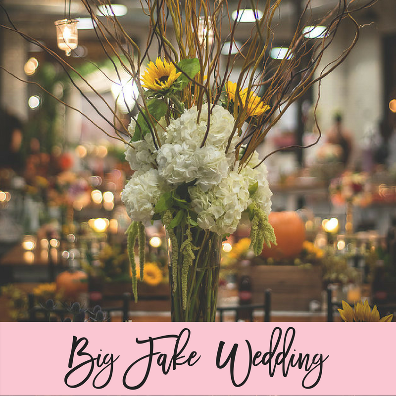 We Loved Attending the Big Fake Wedding Event