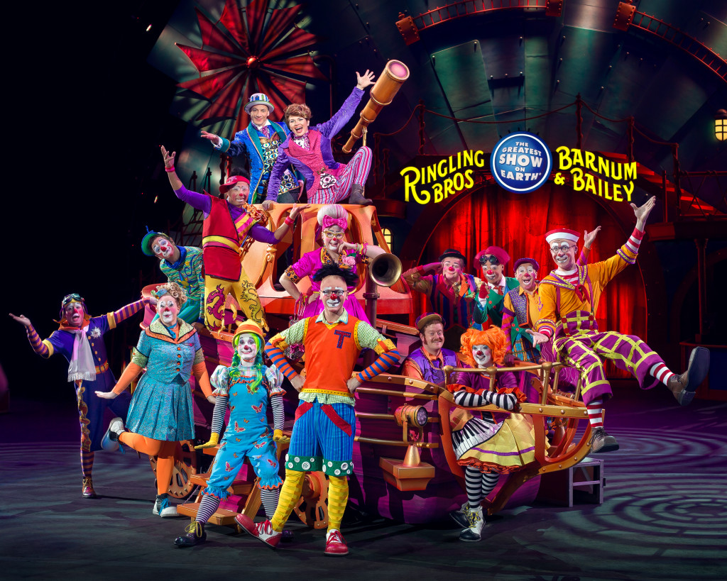 Ringling Bros. and Barnum and Bailey Circus in Charlotte