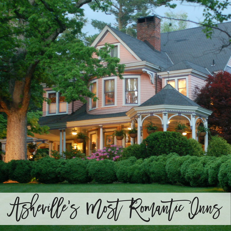 {See NC} Asheville's Most Romantic Inns