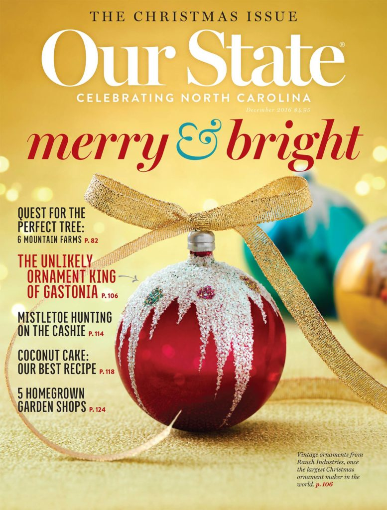 Our State Magazine Gift Subscription Christmas Issue