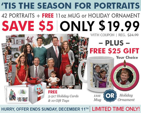 Portrait Innovations Holiday Special