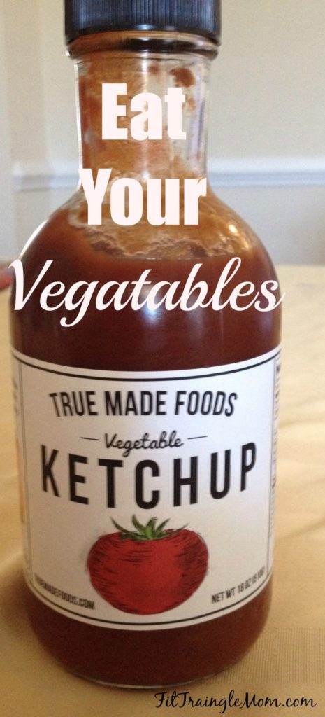 Eat your vegetables - True Made Foods Sauce