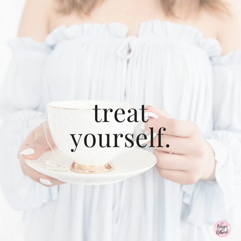 Motivational Monday – Treat Yourself