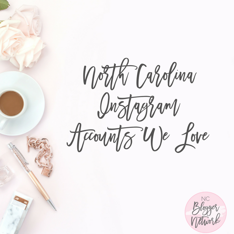 Instagram's NC Bloggers – The Meet Up Edition