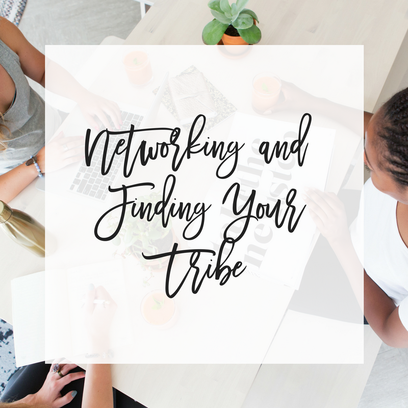 Networking and Finding Your Tribe