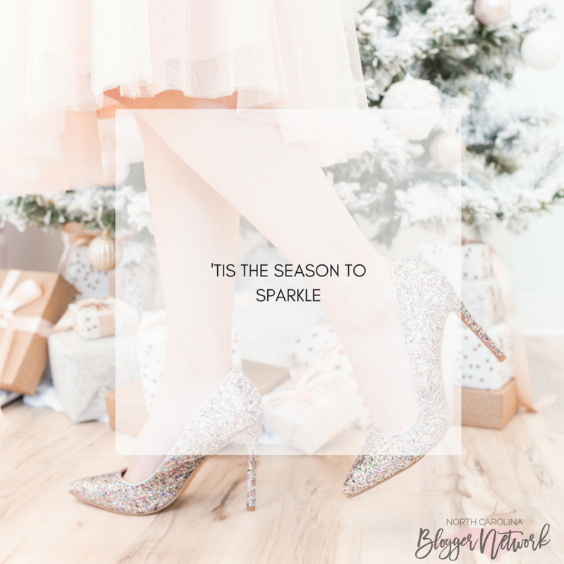 Motivational Monday – 'Tis the Season to Sparkle
