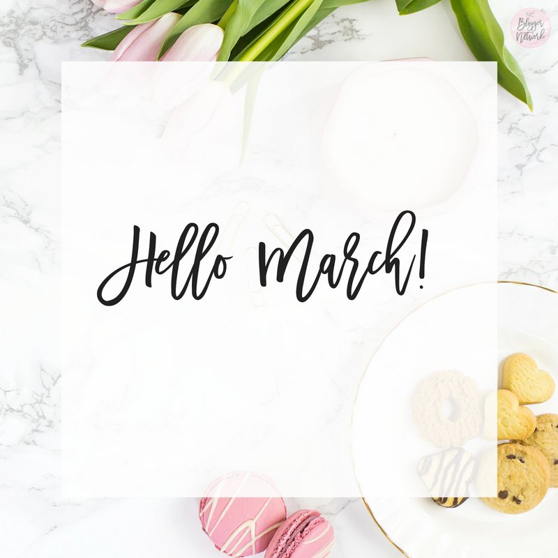 Welcome to March, Lovelies!